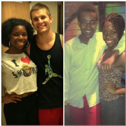 My RA Loves <3 Luke and Abel, you guys have become my best friends on our staff. We have shared toooo many fun times together. Though we won't be working together again, I'm sure you two will stay in my life for a long time to come