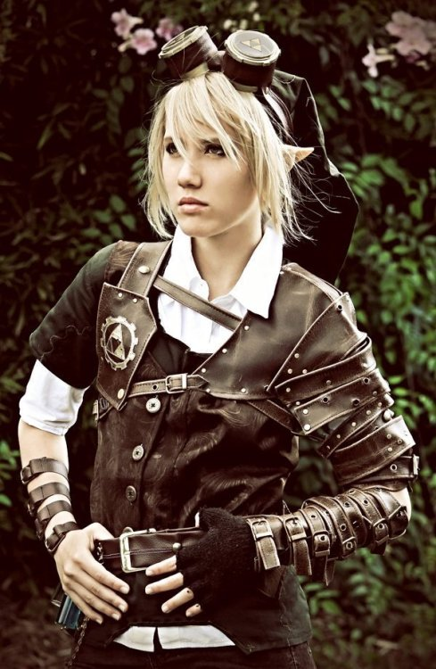 dorkly:  Steampunk Link This is it. This is the peak of nerdiness.  In before ithikaCause I can ~ muse shake