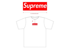 Supreme recently only trademarks logo after nearly 20 years of using it as a brand.