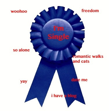 "thefingerfucker:  hiddlestalker:  Here it is guys! The official ""I'm Single"" ribbon for your blog.    putting this up"