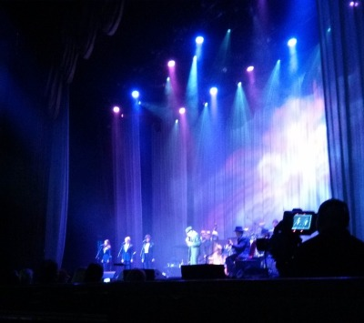 Leonard Cohen @ Radio Music City Hall, NYC. April 7, 2013. If you want a father for your child Or only want to walk with me a while Across the sand I'm your man