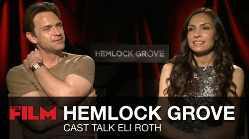 Hemlock Grove Cast Talk Eli Roth's Shocking Mission Statement