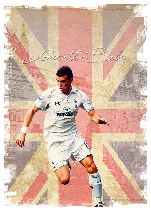 benchwarmerblues:  Gareth Bale  PFA Player's Player of the Year PFA Young Player of the Year  FWA Footballer of the Year    Bale English Premiere League Top Player of The Year… Bale