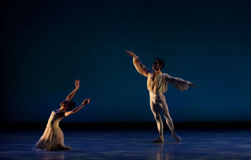 Jan Burkhard and Pablo Javier Perez in Idyll