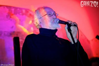 John Sinclair—-Ganzo!night in Florence