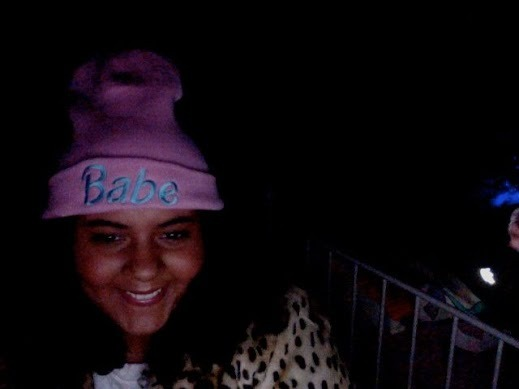 seriously in love with this hat 4 everyone asking i got it from Beanie Babes, here's the facebook & here's where u can buy  xoxo!!!!