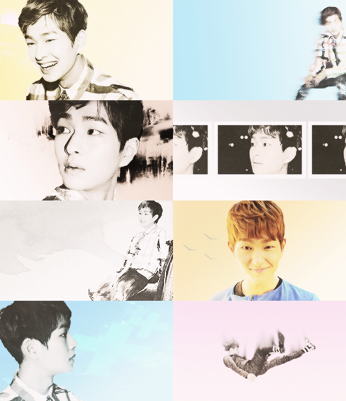 Onew →  Why So Serious?: The Misconceptions Of Me.