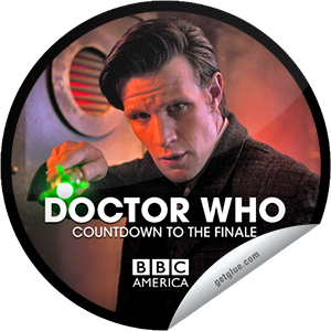 "I just unlocked the Doctor Who Countdown to the Season Finale: 6 Days sticker on GetGlue                      8065 others have also unlocked the Doctor Who Countdown to the Season Finale: 6 Days sticker on GetGlue.com                  You're counting down to the must-see Doctor Who season finale, ""The Name of the Doctor,"" Presented by Supernatural Saturday and only on BBC America Saturday May 18 at 8/7c. The Doctor has a secret he will take to his grave. And it is discovered… Share this one proudly. It's from our friends at BBC America."