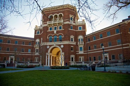 Per Request: Oregon State University's Weatherford Hall. Corvallis, Oregon, United States.