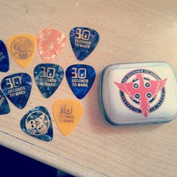 #30SecondsToMars #Picks #Mars #Guitar