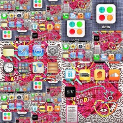 #awesome #dots #app is awesome! Stay tuned for the wallpaper! #royalrandomness #monday !