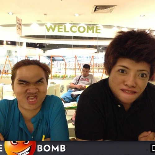 #faceswap 2 (at TriNoma)