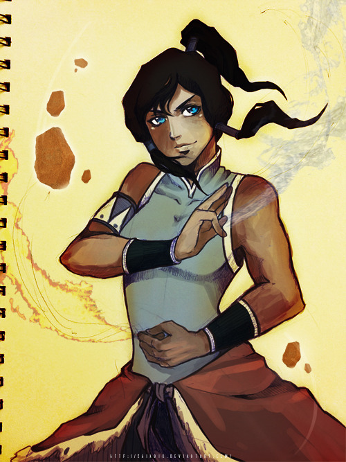 xheartstation:  Avatar: Korra by Shin8ix