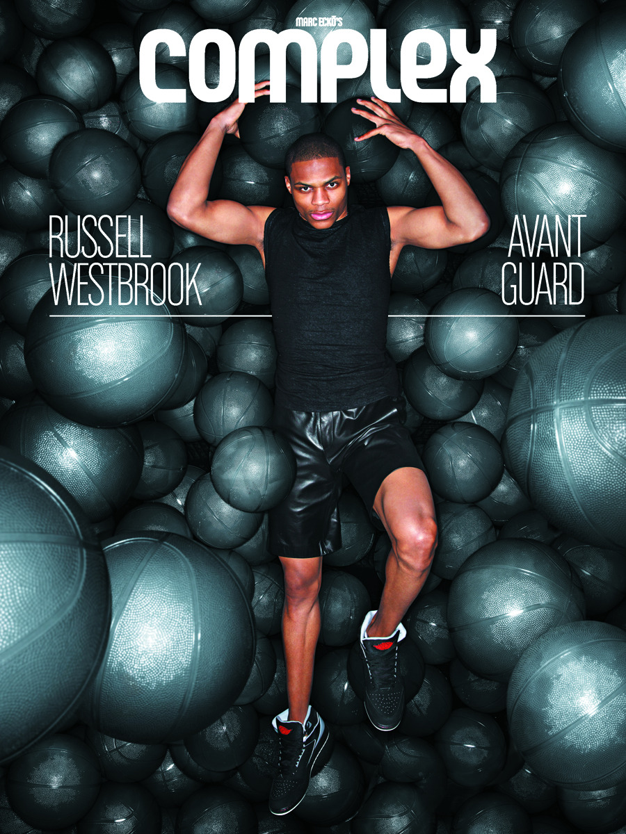 Stoked that the Russell Westbrook cover of Complex that I shot just came out today! It was definitely a fun shoot in OKC with a VERY interesting avante guarde dude!