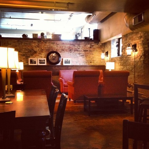 Lantern Coffee Bar & Lounge, Grand Rapids,MI (at Lantern Coffee Bar and Lounge)