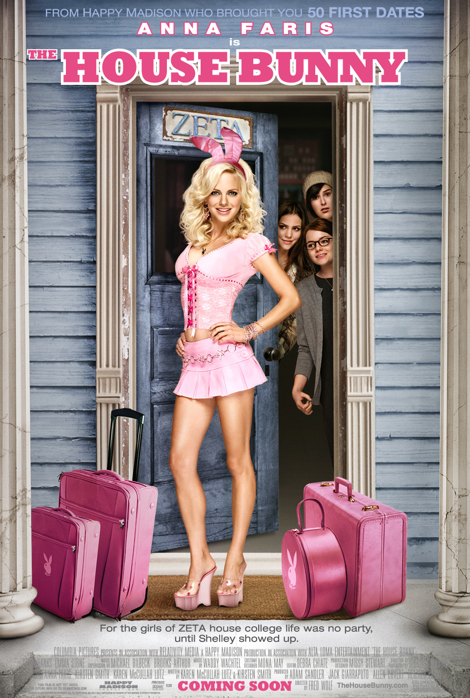 268. The House Bunny (May 18)