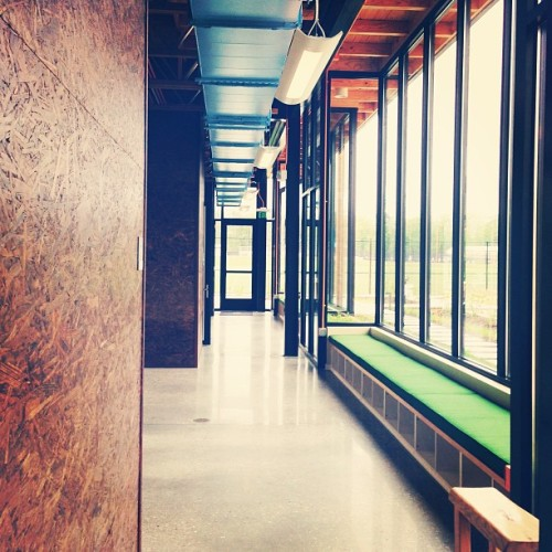 The Bryan Innovation Lab at the Steward School. #rva #green #architecture