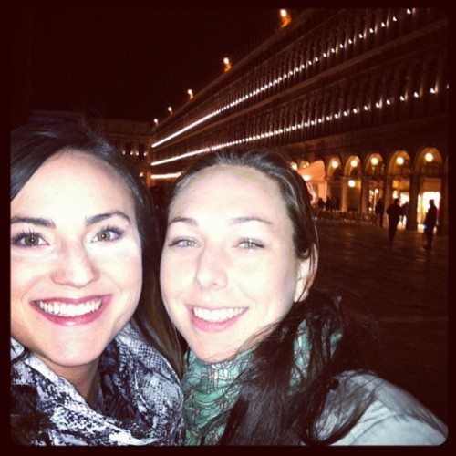 Venice by night (at Piazza San Marco)