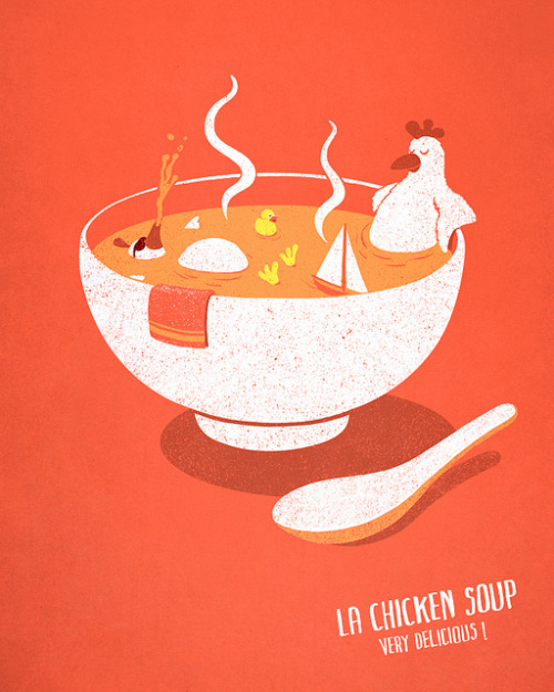Chicken Soup by vcalahan on Flickr.