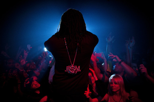Waka Flocka Flame Live. kool haus. october 2012.