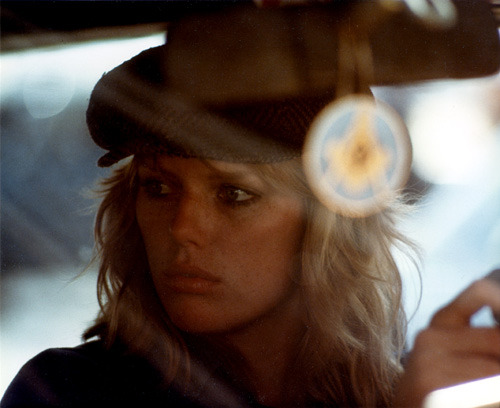 Patti Hansen in They all laughed, 1981.