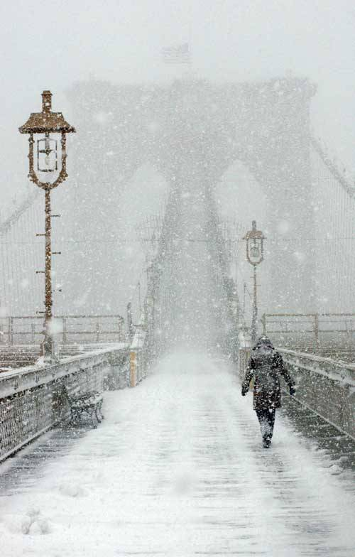 beyondunderstanding:  Brooklyn Bridge