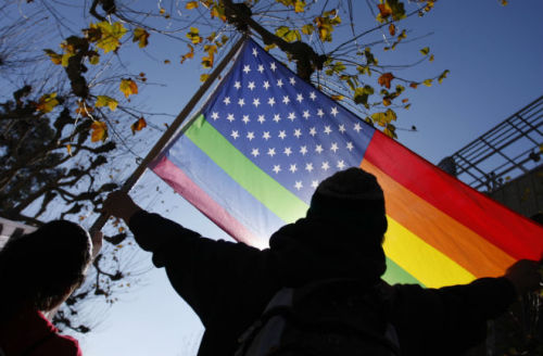 discoverynews:   Gays and the Law: A Bumpy History With the issue of gay marriage before the Supreme Court, the gay rights movement aims to strike a blow for equality, demonstrating that a person's sexual orientation should not in any way affect how that individual is treated before their peers and, equally importantly, before the law. Although the gay marriage movement has only hit its stride in the United States in the 21st century, gay men and women have been a part of America since this nation's founding — and long before that.