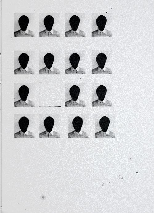 Untitled (Missing Values) byTing Yi Ting (vialikeafieldmouse)