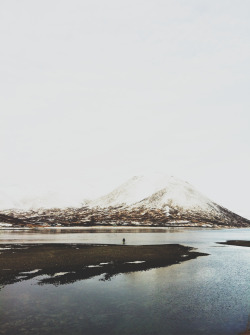 samanthamackphotography:  Digging. Aleutian Islands, Alaska Winter 2012