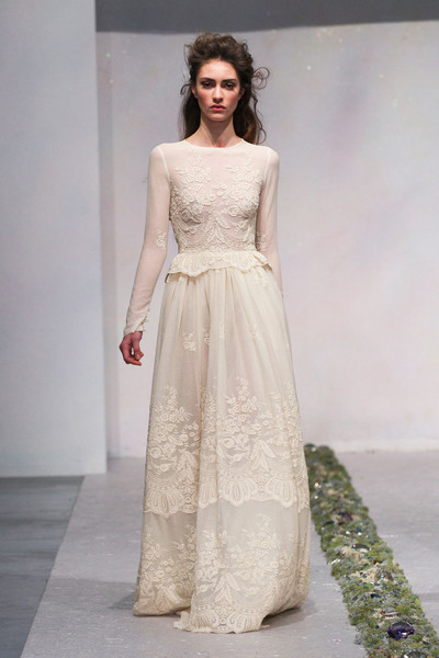aclockworkpink:  Luisa Beccaria F/W 2012, Milan Fashion Week