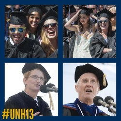 #UNH13 #UNH #instaUNH #Wildcats #Commencement #Graduation #Congratulations #UNHSocial