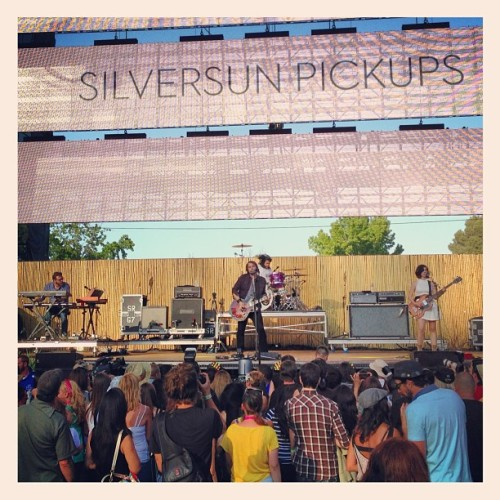 .    SILVERSUN PICKUPS ~Live~ KROQ Weenie Roast Verizon Wireless Amphitheater May 18th, 2013 Irvine, CA    #MichaelRaven #2013 #Life #CA #California #Photography #Photo #Irvine #LA #Picture #MichaelRavensPhotography #Music #Rock #Pop #Live #SilverSunPickups #KROQ #Radio #LiveMusic  (at Verizon Wireless Amphitheatre)