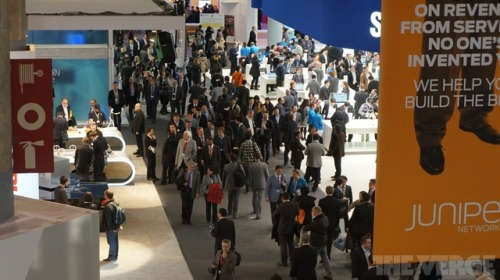 MWC 2013: as the venue grows larger, the news gets smaller Without a Google booth or a Microsoft event, the Mobile World feels strangely subdued