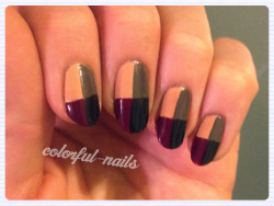 Quadrant nails
