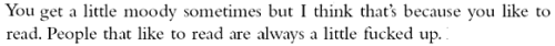 aseaofquotes:  Pat Conroy, The Prince of Tides Submitted by narabi.