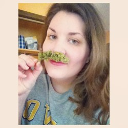 Check out my stache #nugstache