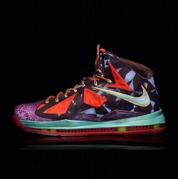 "Nike LeBron X Limited Edition ""MVP"""