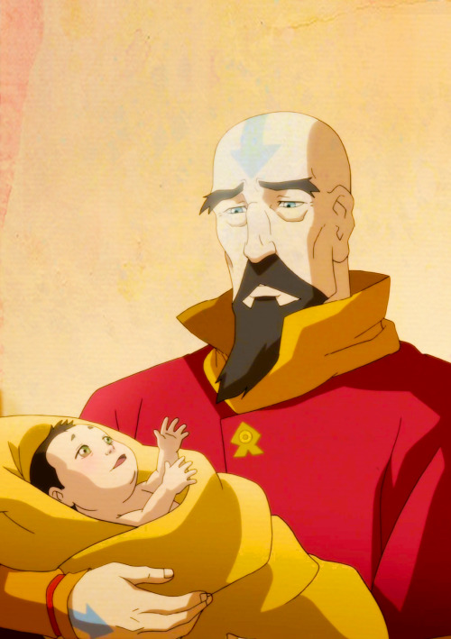 avatarparallels:  Pema: We already chose a name. Tenzin: Rohan.