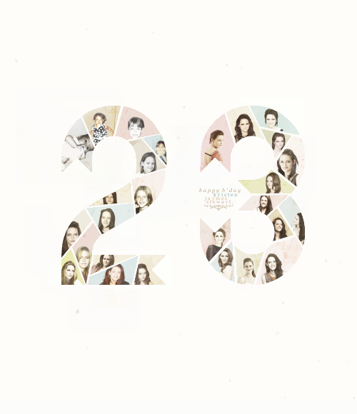 april 9th, 1990 — happy 23rd birthday kristen jaymes stewart. ♡