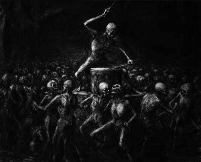 maliceinthevoid:  Danse Macabre as always my fellows.