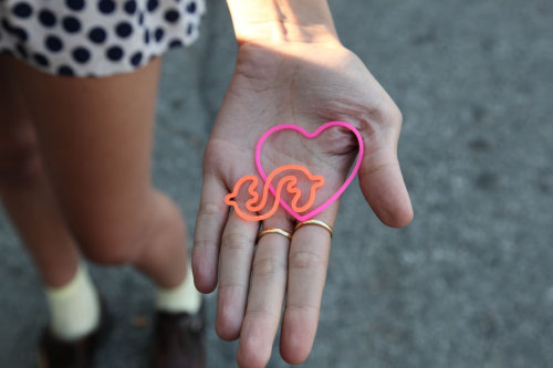 bambzi:  della-naredo:  Love & money  silly bands were the highlight of my middle school days