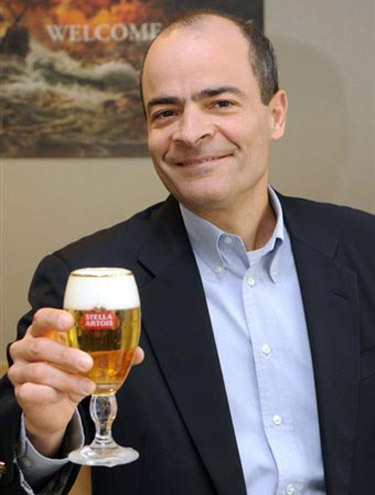People Who Studied Abroad #640:Carlos Brito, CEO of Anheuser-Busch InBev  From: Brazil  Studied: He completed his MBA at Stanford University (United States).