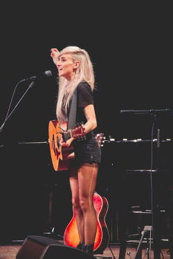 shandilee:  Lights @ Winter Garden Theatre Centre, Toronto, ON - Friday May 10th 2013 - Sibera Acoustic Tour on Flickr.
