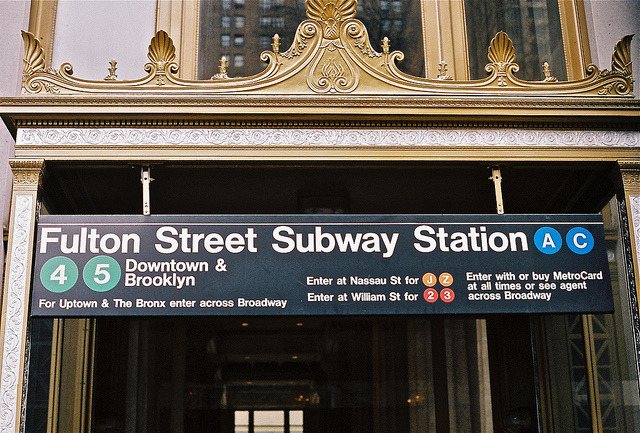 felisque:  fulton st by 0rwellian on Flickr.