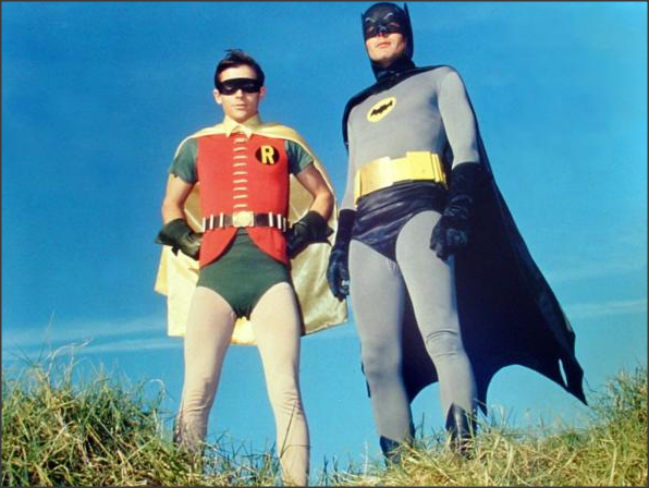 The Batman and The Robin,c.1966