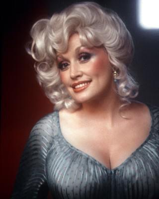 Dolly Parton circa early 80's