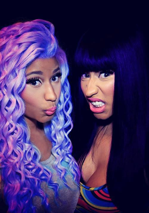a-change-in-the-world:   Nicki Minaj. LOVE your hair. *-*