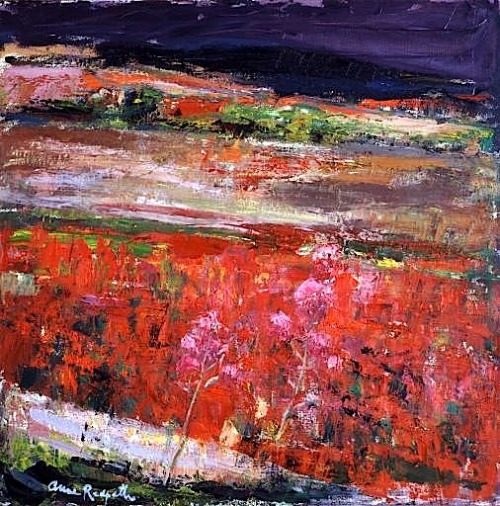 bofransson:  Anne Redpath, The_Poppy_Field