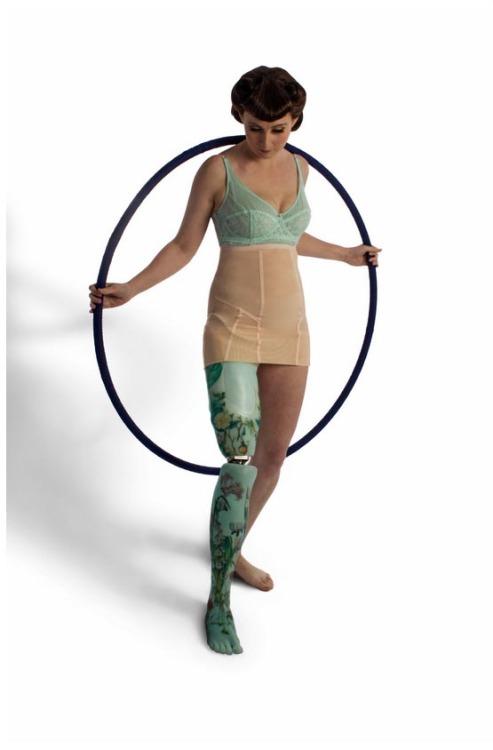 The Alternative Limb Project…. prosthetic fashion.