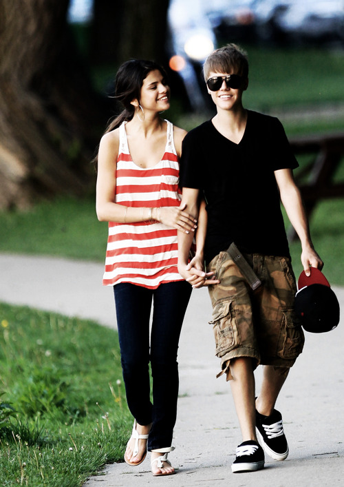 jelena-world:  Being with you makes me really happy